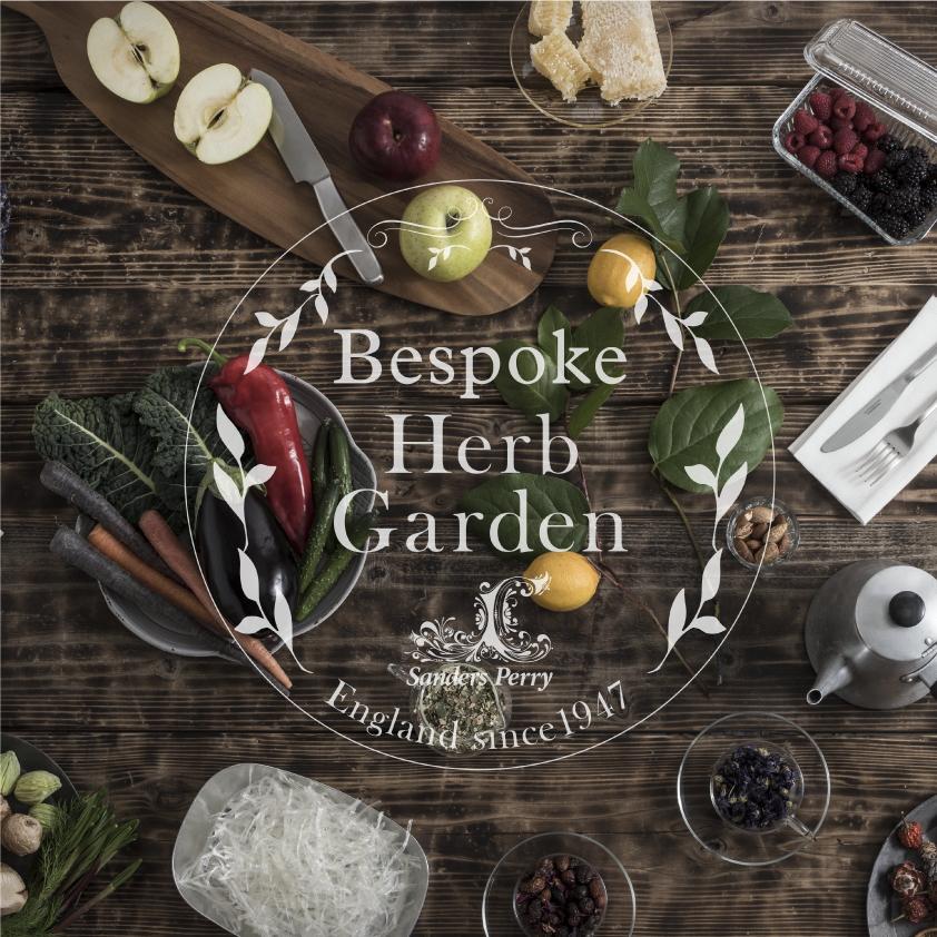 新ビジョンを掲げ、全国展開へ シャビー・シックなBespoke Herb Garden