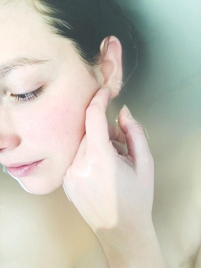 (3)お肌の炎症を和らげる